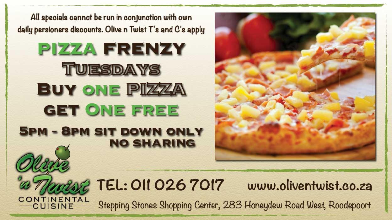 Pizza-Tuesdays